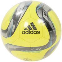 (セール)adidas(アディダス)サッカー 4号ボール コネクト15 クラブプロ AF4825YBK ジュニア 4 イエローxブラックxシルバー