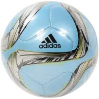 adidas(アディダス)サッカー 4号ボール コネクト15 クラブプロ AF4832SKBK ジュニア 4 サックスxブラックxシルバー