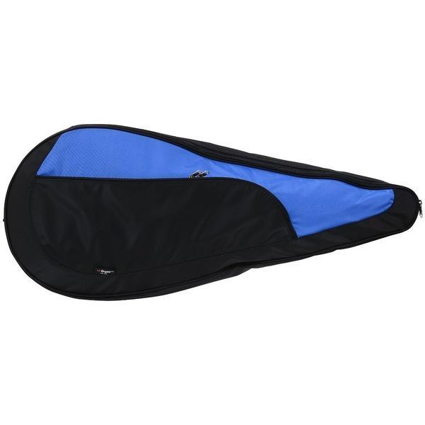 s.a.gear(エスエーギア)ラケットスポーツ バッグ ケース類 1本入りラケットケース SA-Y17-201-001 ブラック/ブルー