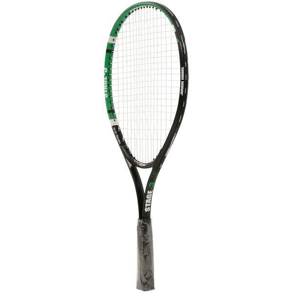 s.a.gear(エスエーギア)テニス ジュニア 張り上げラケット JR. テニスラケット 23INCH グリーン SA-Y17-201-002 ジュニア 23INCH グリーン/ブラック