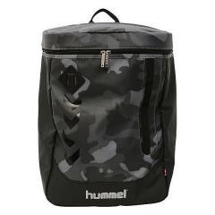 (セール)(送料無料)hummel(ヒュンメル)サッカー バックその他 17S_SPOT_BACKPACK_BLCA HFB6072_93 ブラックカモ