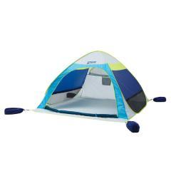 (セール)Alpine DESIGN(アルパインデザイン)キャンプ用品 サンシェード ポップアップサンシェードON ワイドスクリーン AD-S17-402-081 ブルー