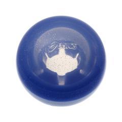ASICS(アシックス)グラウンドゴルフ ボール ハイパワーボール ストレート クリア GGG331 F ブルー
