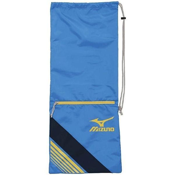 MIZUNO(ミズノ)ラケットスポーツ バッグ ケース類 ラケットバッグ(2本入れ)63JD700424 メンズ 24 ターコイズxネイビー