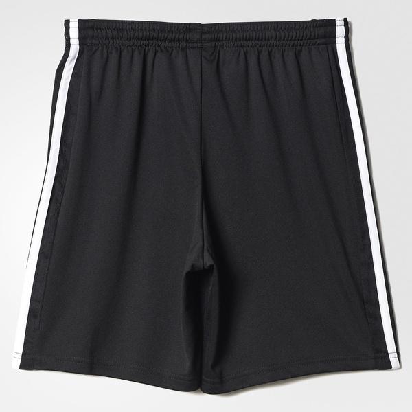 (セール)adidas(アディダス)サッカー ジュニアゲームパンツ KIDS RENGI トレーニングショーツ BWT71 AZ9738 ボーイズ ブラック