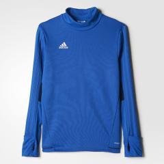 (送料無料)adidas(アディダス)サッカー ジュニアウォームアップ ハーフパンツ KIDS TIRO17 トレーニングトップ MLE45 BQ2755 ボーイズ ブルー/カレッジネイビー/ホワイト