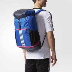 (送料無料)adidas(アディダス)サッカー バックその他 FB バックパック 26L BJY07 BR1431 NS ブルー/ホワイト
