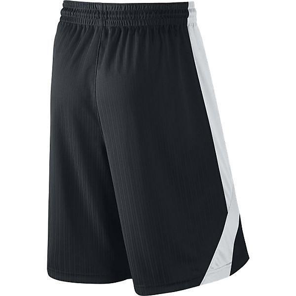 (セール)NIKE(ナイキ)バスケットボール メンズ プラクティスショーツ ナイキ レイアップ ショート 2.0 718344-010 メンズ ブラック/ホワイト/ブラック/(ホワイト)