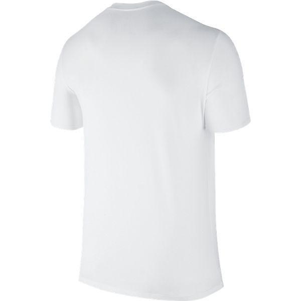 (セール)NIKE(ナイキ)バスケットボール メンズ 半袖Tシャツ ナイキ CORE ART 1 S/S Tシャツ 830969-100 メンズ ホワイト/ホワイト/(ブラック)