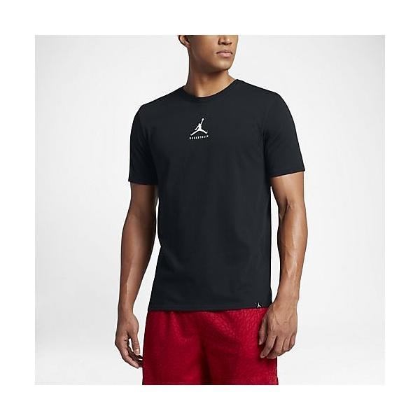 (セール)NIKE(ナイキ)バスケットボール メンズ 半袖Tシャツ ジョーダン 23/7 BASKETBALL S/S Tシャツ 840394-010 メンズ ブラック/(ホワイト)