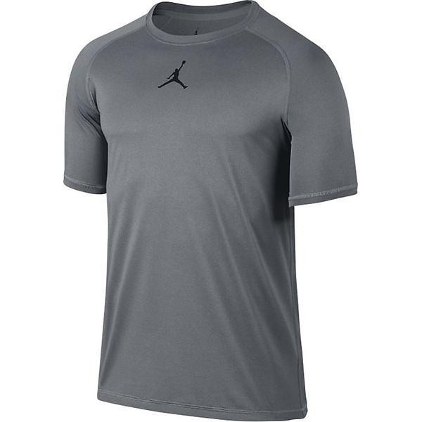 (セール)NIKE(ナイキ)バスケットボール メンズ 半袖Tシャツ ジョーダン 23 PRO S/S トップ 866590-065 メンズ クールグレー/ブラック/(ブラック)
