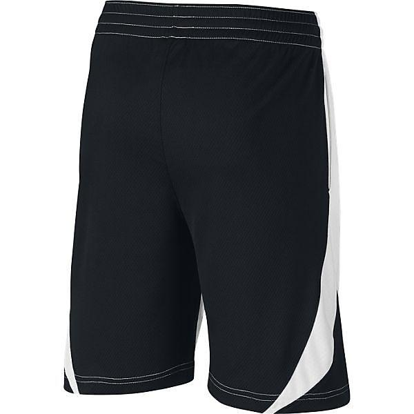 (セール)NIKE(ナイキ)バスケットボール ジュニア プラクティスショーツ ナイキ YTH アバランチ ショート 820290-100 ボーイズ ホワイト/ブラック/ブラック/(ホワイト)