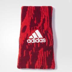 adidas(アディダス)野球 リストバンド 5T グラフィック リストバンド DMU56 BQ7103 メンズ OSFY スカーレット/カレッジエイトバーガンディ/ホワイト