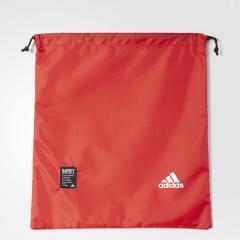 adidas(アディダス)野球 スパイクアクセサリー シューズケース DMU52 BQ7115 メンズ NS スカーレット/ホワイト