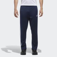 <LOHACO> adidas(アディダス)メンズスポーツウェア ウォームアップパンツ M ESSENTIALS 3ストライプス ジャージパンツ DJP57 BR5789 メンズ カレッジネイビー/ホワイト画像