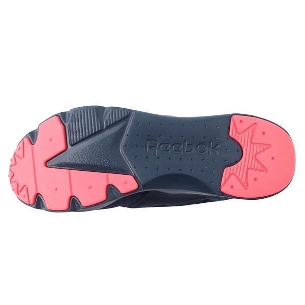 (セール)(送料無料)Reebok(リーボック)シューズ カジュアル FURYLITE SOLE AWC30 BD4626 レディース カレッジネイビー/リード/ファイアーコーラル