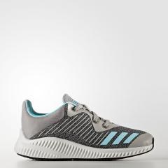 adidas(アディダス)シューズ ジュニア キッズ KIDS FORTARUN K CDD69 BY1904 ボーイズ ミディアムグレイヘザー/クリアアクア/MGH ソリッドグレー