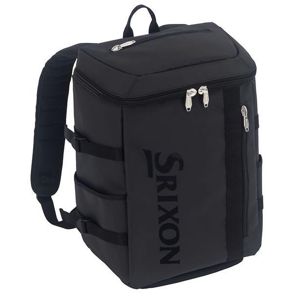 (セール)(送料無料)SRIXON(スリクソン)ラケットスポーツ バッグ ケース類 SRIXONバックパック1本収納 SPC2711 BLK