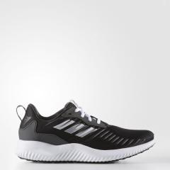 (セール)(送料無料)adidas(アディダス)ランニング レディースチャレンジランナーシューズ ALPHA BOUNCE RC W GIW69 B42656 レディース コアブラック/ランニングホワイト/ユーティリティブラック F16