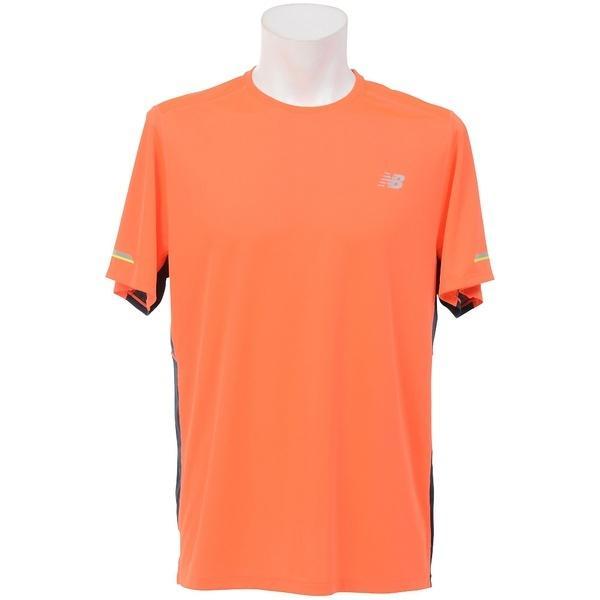 a43330c70c519 セール)New Balance(ニューバランス)ランニング メンズ半袖Tシャツ NB ICE ショート