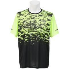 (セール)New Balance(ニューバランス)ランニング メンズ半袖Tシャツ NBHANZO クイックドライTシャツ JMTR7101 LIG メンズ ライムグロ