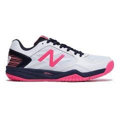 (セール)New Balance(ニューバランス)テニス バドミントン レディースオムニクレー 他 WC100WP1 D WC100WP1 D レディース WP1