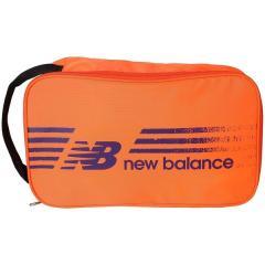 (セール)New Balance(ニューバランス)テニス バドミントン ラケットバッグ ケース テニスシューズバッグ JABT7159 AO メンズ F アルファオレンジ