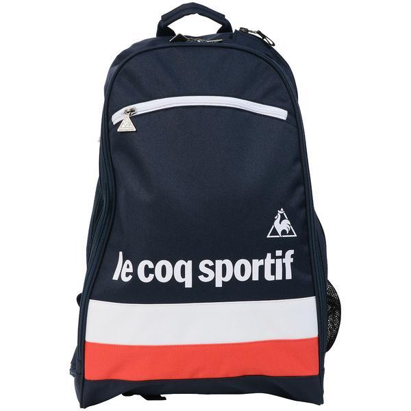 (送料無料)le coq sportif(ルコックスポルティフ) テニス バドミントン ラケットバッグ ケース ラケットバックパック QAT641275 TRC F TRC