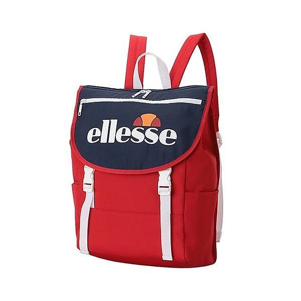 (セール)Ellesse(エレッセ)ラケットスポーツ バッグ ケース類 ラケットバックパック EAC6707J ジュニア NR
