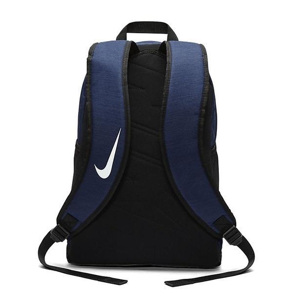 (セール)NIKE(ナイキ)スポーツアクセサリー バッグパック ナイキ ブラジリア バックパック M BA5329-410 MISC ミッドナイトネイビー/ブラック/(ホワイト)