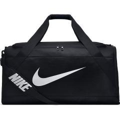 (セール)NIKE(ナイキ)スポーツアクセサリー ボストンバッグ ナイキ ブラジリア ダッフル XL BA5352-010 MISC ブラック/ブラック/(ホワイト)