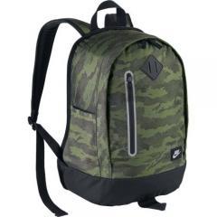 (セール)NIKE(ナイキ)スポーツアクセサリー バッグパック ナイキ YA シャイアン プリント BP BA5223-387 ジュニア MISC パームグリーン/ブラック/(マットシルバー)