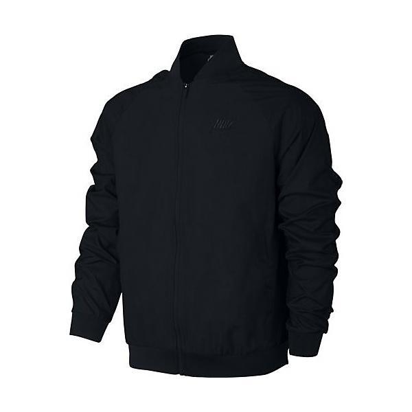 (送料無料)NIKE(ナイキ)メンズスポーツウェア ジャケット ナイキ ウーブン プレイヤーズ ジャケット 832225-010 メンズ ブラック/ブラック/(ブラック)