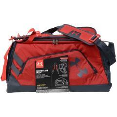 (送料無料)UNDER ARMOUR(アンダーアーマー)スポーツアクセサリー メンズバッグ UA CONTAINダッフル AAL3523 メンズ ONESIZE RED