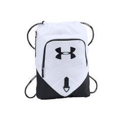 UNDER ARMOUR(アンダーアーマー)スポーツアクセサリー メンズバッグ UA UNDENIABLE SACKPACK 1261954 メンズ ONESIZE WHITE/BLACK/BLACK
