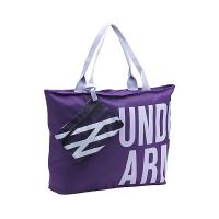 UNDER ARMOUR(アンダーアーマー)スポーツアクセサリー メンズバッグ UA BIG WORD MARK TOTE 1254632 レディース ONESIZE PURPLE EMERITE/LAVENDER ICE/BLACK