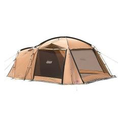(送料無料)COLEMAN(コールマン)キャンプ用品 ファミリーテント タフスクリーン2ルームハウス 2000031571