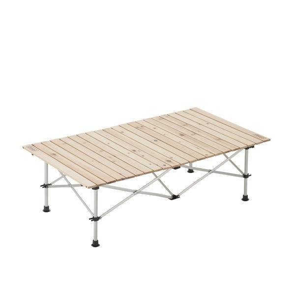 (送料無料)COLEMAN(コールマン)キャンプ用品 ファミリーテーブル ナチュラルウッドロールテーブル120 2000031291