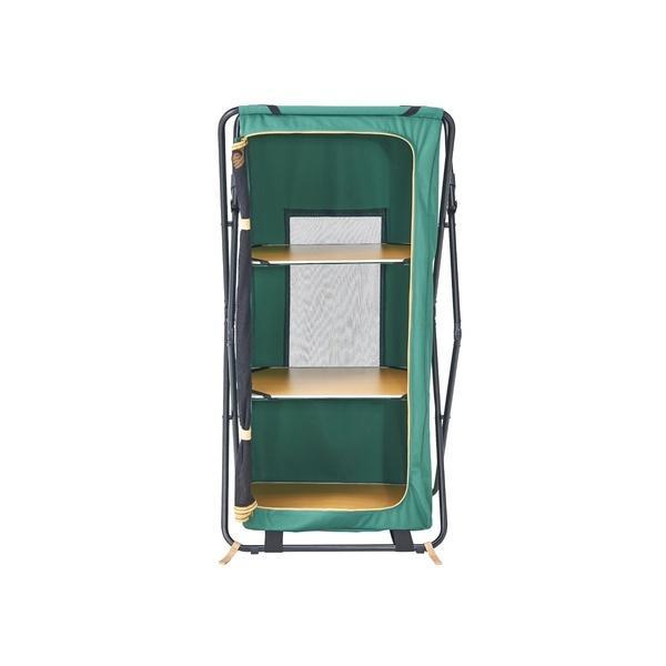 (送料無料)COLEMAN(コールマン)キャンプ用品 キッチンテーブル 一体型テーブル フィールドキャビネット 2000031297