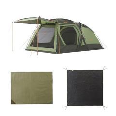 (送料無料)LOGOS(ロゴス)キャンプ用品 ファミリーテント PSC DOUBLE XL SET 71809540