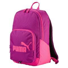 (セール)PUMA(プーマ)スポーツアクセサリー バッグパック PUMA フェイズ バックパック 7358915 ジュニア ローズ バイオレット