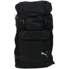 (送料無料)PUMA(プーマ)スポーツアクセサリー バッグパック トレーニング デイリー バックパック 07445701 メンズ ブラック/ブラック