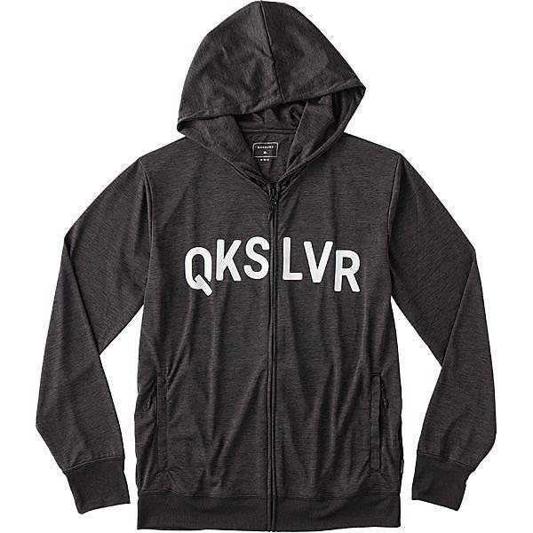 (セール)QUIKSILVER(クイックシルバー)サマー レジャー メンズラッシュガード MW LIFE HD QLY171019 メンズ BLK