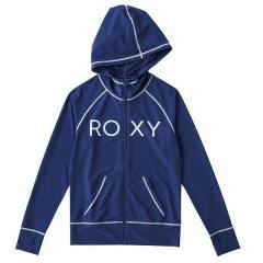 (セール)ROXY(ロキシー)サマー レジャー レディースラッシュガード RASHIE PARKA RLY171036 レディース NVY