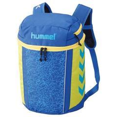 (送料無料)hummel(ヒュンメル)サッカー 3層デイバック ボールバック プリアモーレバッグ(中学年用) HFB8032_63 ジュニア ブルー