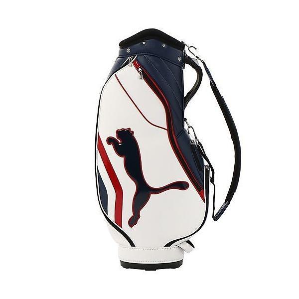 (セール)(送料無料)PUMA(プーマ)ゴルフ メンズキャディーバッグ CB スポーツ 86764101 メンズ