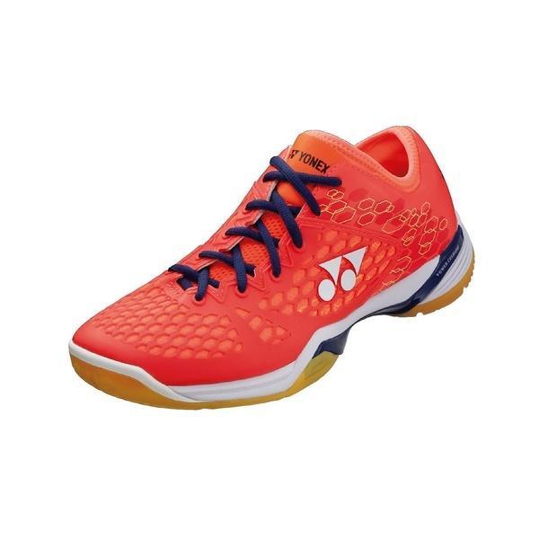 (送料無料)YONEX(ヨネックス)テニス バドミントン バドミントンシューズ パワークッション03 SHB03 475 COR