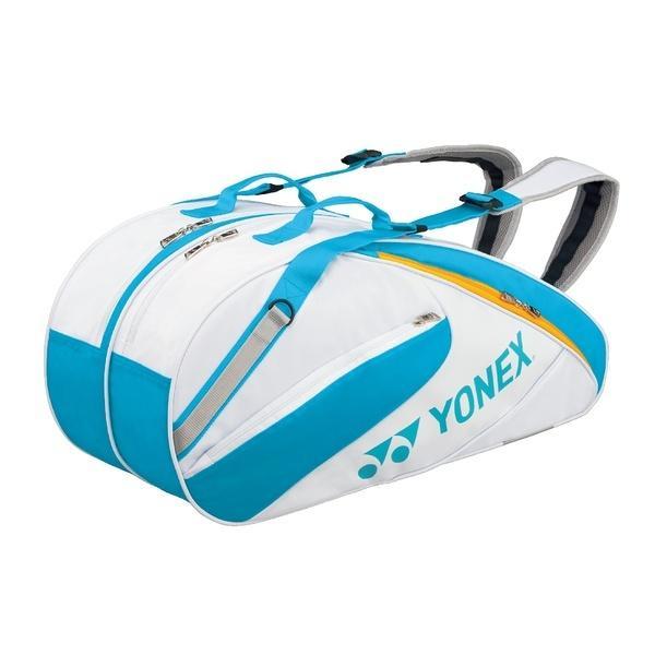 (送料無料)YONEX(ヨネックス)テニス バドミントン ラケットバッグ ケース ラケットバッグ6(リュックツキ) BAG1732R_725 W/OCB