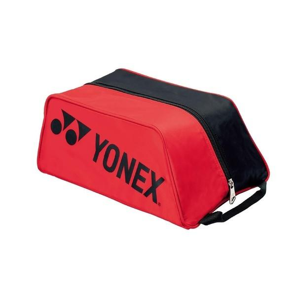 YONEX(ヨネックス)テニス バドミントン ラケットバッグ ケース シューズケース BAG1733_053 R/BK