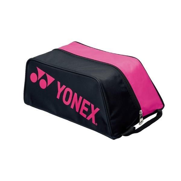 YONEX(ヨネックス)テニス バドミントン ラケットバッグ ケース シューズケース BAG1733_181 BK/P